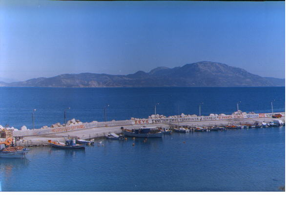 KIATO - part of the main port